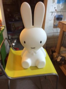 White Miffy