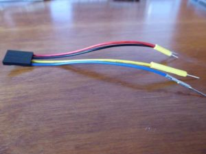 Wire Connector With Heat Shrink