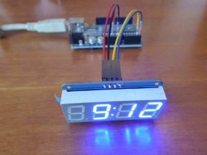 7 Segment Display Test