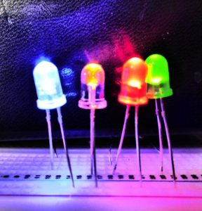 Various Colored LEDS