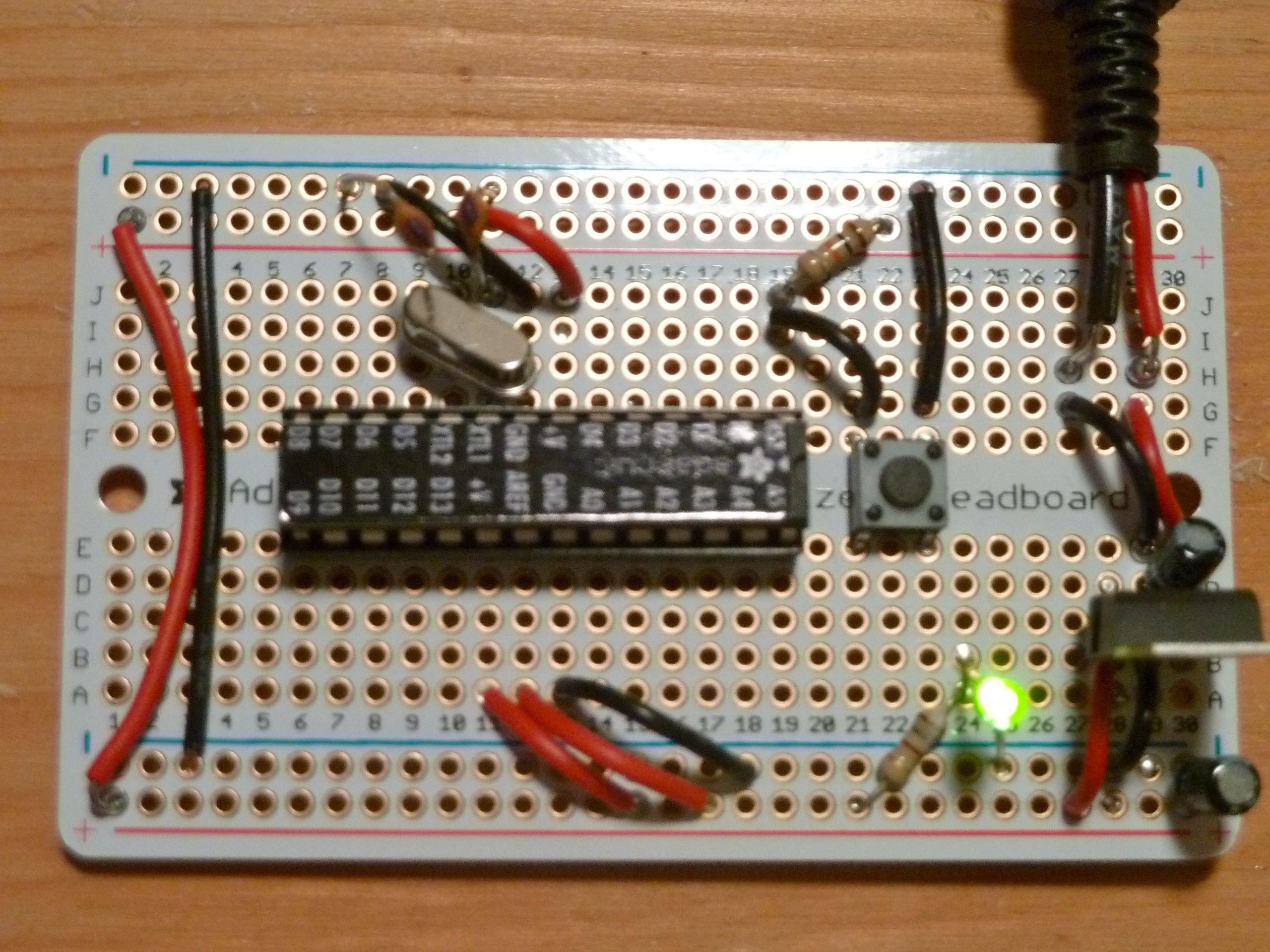 Stand Alone Arduino