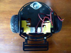 Sensor Mounting Grill