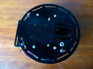Top Plate Attached