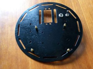 Top Plate With Standoffs