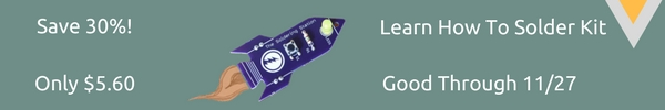 Learn To Solder Kit Sale