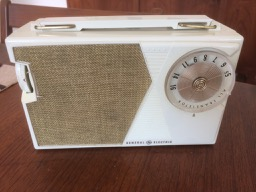 GE P-808A Radio